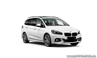 BMW 2er F46 (Gran Tourer) 220d xDrive Test