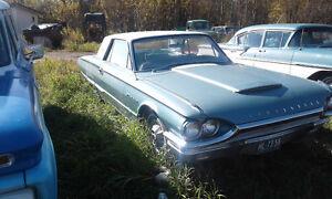 1964 Thunderbird trade or sell