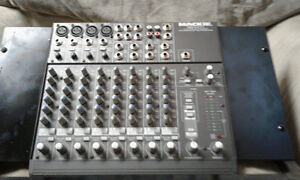 Mackie Pro 12 Channel Mixer