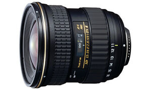 Tokina AT-X 116 PRO DX 11-16mm f/2.8 for Nikon