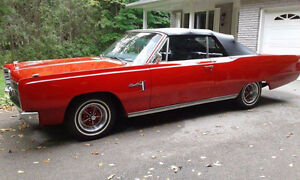 1967 Plymouth Fury Sport Convertible