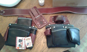 Occidental leather tool belt ceinture kuny