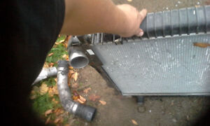 INTERCOOLER AND RAD for FORD E250,E350,E450 WITH 6 LITRE DIESEL Peterborough Peterborough Area image 4