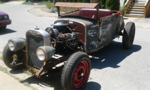 1928 Chevrolet RAT ROD 2 cars for 1 price