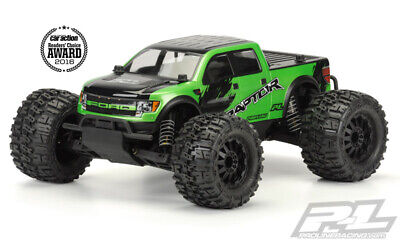 Pro-Line 3440-00 Ford F150 SVT Raptor Clear Unpainted Body for