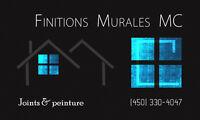 Finitions Murales MC - Plâtre & Peinture