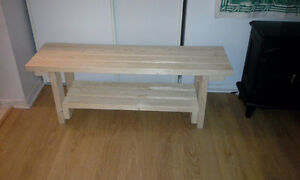 A Bench for all Occasions