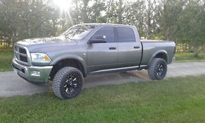 Selling or trade for a 1500 or mega cab Prince George British Columbia image 1