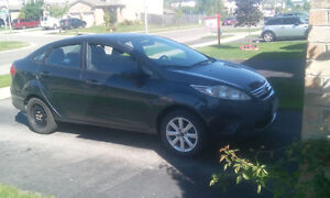 2011 Ford Fiesta Automatic. Certified