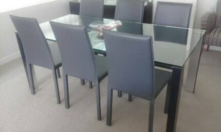 Used Dining Table Chairs In Canterbury Area NSW