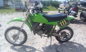 Great kx65 dirtbike for sale