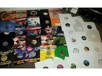 42 Happy Hardcore records