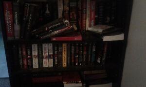 TVs, Books, book shelf and other random stuff