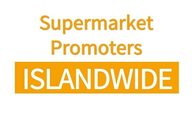 LOOKING FOR Supermarket Temp Promoters    $10/Hr   Bi-Weekly Payment
