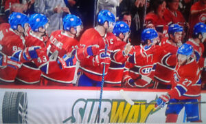 Canadiens vs Philadelphia