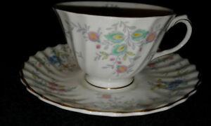 Going cheap---Royal Doulton PASTORAL H4810-4 cups & saucers