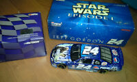 Star Wars Nascar Collectors Edition Car