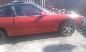 PARTING OUT nissan 240SX