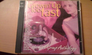 Growin Up Too Fast-The Girl Group Anthology 2