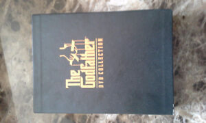 The Godfather dvd collection 4 disc set