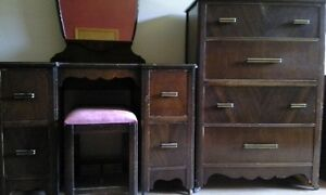 1920's Bedroom Set