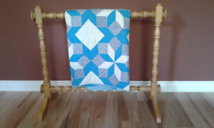Quilt Display Stand (Quilt not included)
