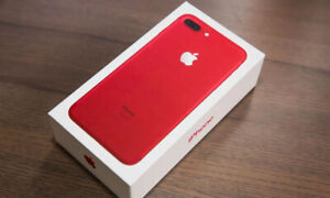 FACTORY UNLOCKED APPLE IPHONE 8 PLUS 64GB PRODUCT RED BOXED $679