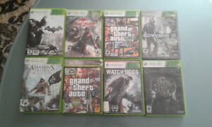 Selling some Xbox 360 games