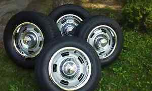 4 rally wheel 15x7  avec  pneu