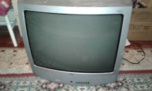 Tube Television for sale at good pricing.