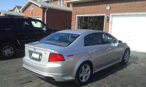 Acura TL Sports Package, Navigation leather power sun roof