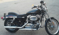 2005 Sportster Custom 1200 XL ** low mileage ***