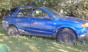 2005 Saturn VUE SUV, Crossover and Sebring parts cars