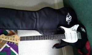 ELECTRIC GUITAR & AMP For Sale