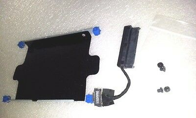 HP Pavilion DV7-3111EA Sata HDD Cable Connector Adapter + Caddy 517639-001