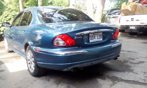 2002 Jaguar X-TYPE 4 porte Autre