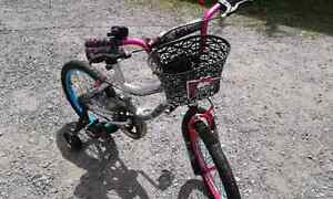 """18"""" monster high bicycle"""