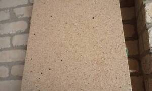 Caesar stone Quartz Bench top Beige with brown speck 77cmsx80cms Minto Heights Campbelltown Area Preview
