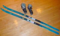 Alpina Back Country Skis Explorer + Boots/ Ski hors piste NNN-BC