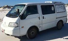 2001 Mazda E2000 Van /Econovan, Ready to travel, LPG/ Dual fuel Port Hedland Port Hedland Area Preview
