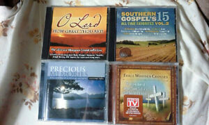 Christian Cds and Cassettes for Sale