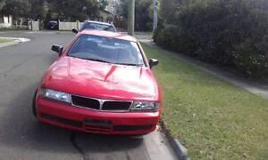 1997 Mitsubishi Magna Sedan Frankston Frankston Area Preview