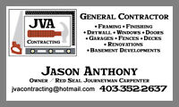 JVA Contracting your local basement development specialists