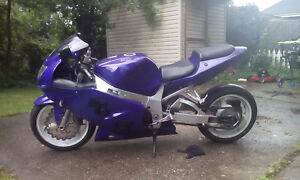 Clean gsxr 750 must go
