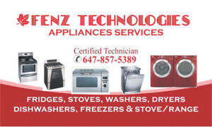 APPLIANCE REPAIR * 647-857-5389 Service for All Brands and Model