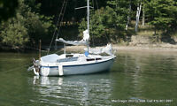 Great family trailerable sailboat - flexible price