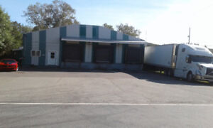 WAREHOUSE/ TEMP. CONTROLLED COOLERS/OFFICE SPACE FOR RENT.