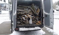 Junk removal starting from 50$ plz call 587 778 4128