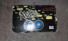 """Ave it product"" car speaker 200w"