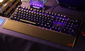 Patriot viper V760 Rgb mechanical keyboard like new